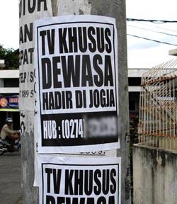 TV KHUSUS DEWASA