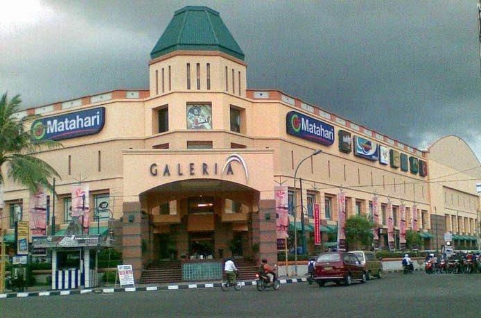 Galeria Mall. Sumber foto: Blogspot